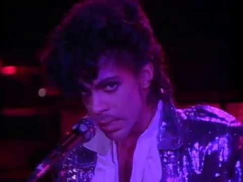 Prince - Little Red Corvette (Official Music Video)