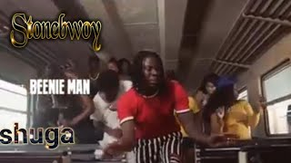 Stone Bwoy   Shuga Ft Beenie Man (pre Official Video) #BHIM # STONBWOY #BEENIE_MAN