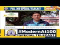 Modern Master Class With Vishal Uppal | Modern Centenary Special | NewsX - Video