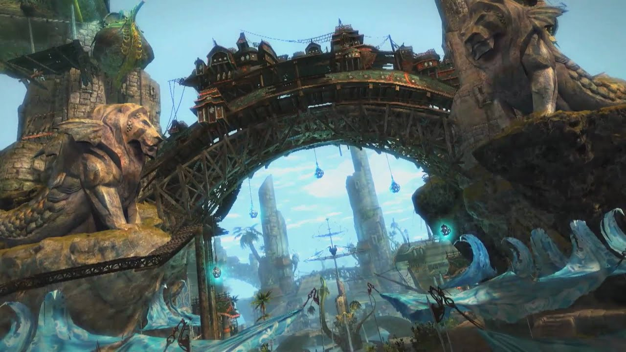 The Best Place To Loiter In Guild Wars 2