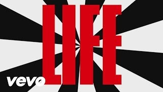 Sean Kingston, Back 2 Life (Live It Up)(Lyric Video)