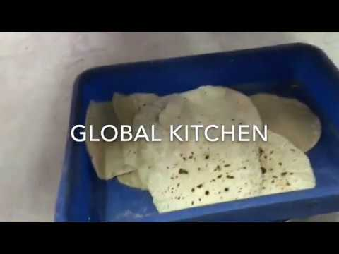 Fully Automatic Chapati Machine
