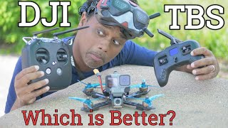 DJI FPV Controller Or Tango 2 Pro - What's the Difference?