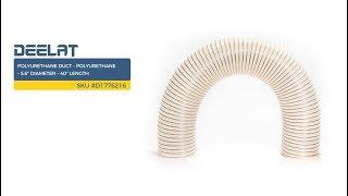 Polyurethane Duct - Polyurethane – 5.6