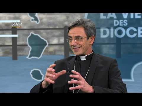 Mgr Pierre-Antoine Bozo - Diocèse de Limoges