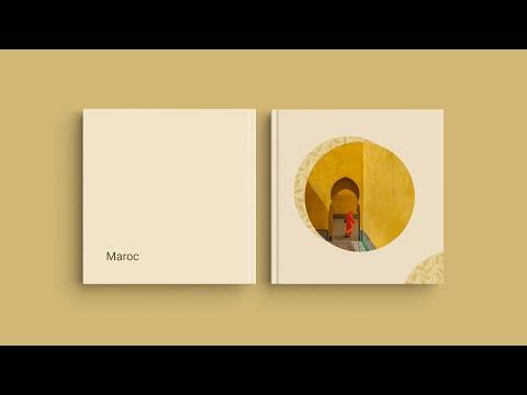 Inspiration pour votre couverture de livre photo — «Maroc»