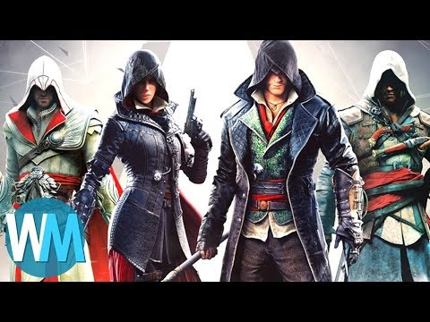 Top 10 Assassin's Creed Games