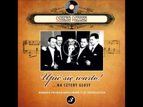 Chór Dana i Hanka Ordonówna - Uliczka w Barcelonie (Syrena Record)