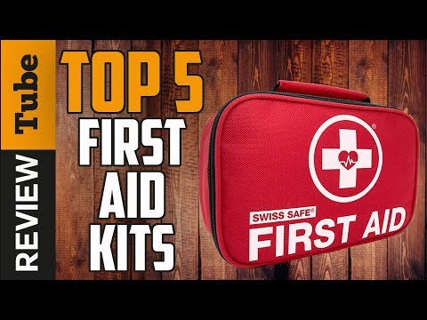 ✅First Aid Kit: The Best First Aid Kit 2018 (Buying Guide)