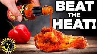 Food Theory: How To SURVIVE Spicy Food! (Hot Ones Challenge)