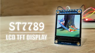 ST7789 Display Review   Uploading Image