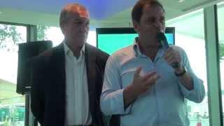 preview picture of video 'Salaria Sport Village - Lazio Pallanuoto & Mondo Fitness Nuova Stagione'