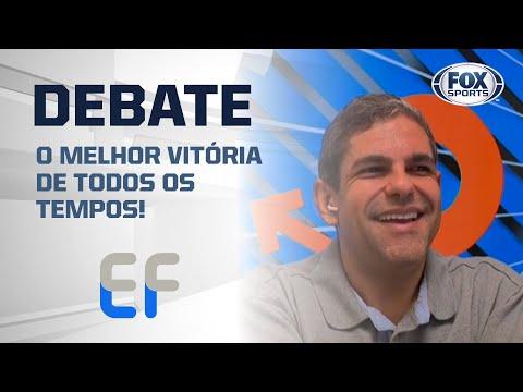 O MELHOR VITÓRIA DE TODOS OS TEMPOS!