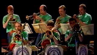 Биг бэнд В Толкачева   концерт в Москве май 1993 г