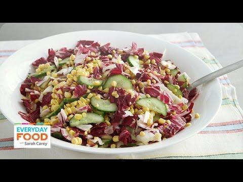 Tricolor Summer Salad – Everyday Food with Sarah Carey