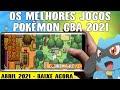 Top 5 Os Melhores Jogos De Pok mon Gba E Celular De 202