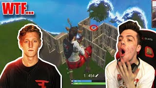 I Bet FaZe TFue $1,000 on this trickshot...and this happened