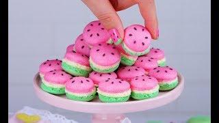 Пирожные Макаруны: Простой Рецепт Вкуснейшего Десерта