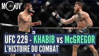 UFC 229 - Khabib vs McGregor : L'histoire du combat le plus attendu du MMA