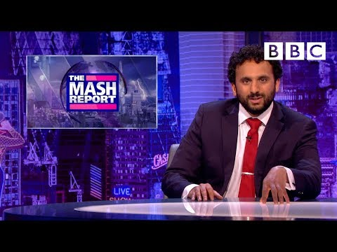The Mash Report – The Far Right