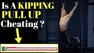 Is A Kipping Pull Up CHEATING ? Crossfit
