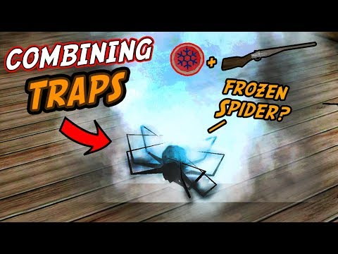 What Happens If You COMBINE GRANNY'S TRAPS!?!? (Frozen Pets?) | Granny The Mobile Horror Game (видео)