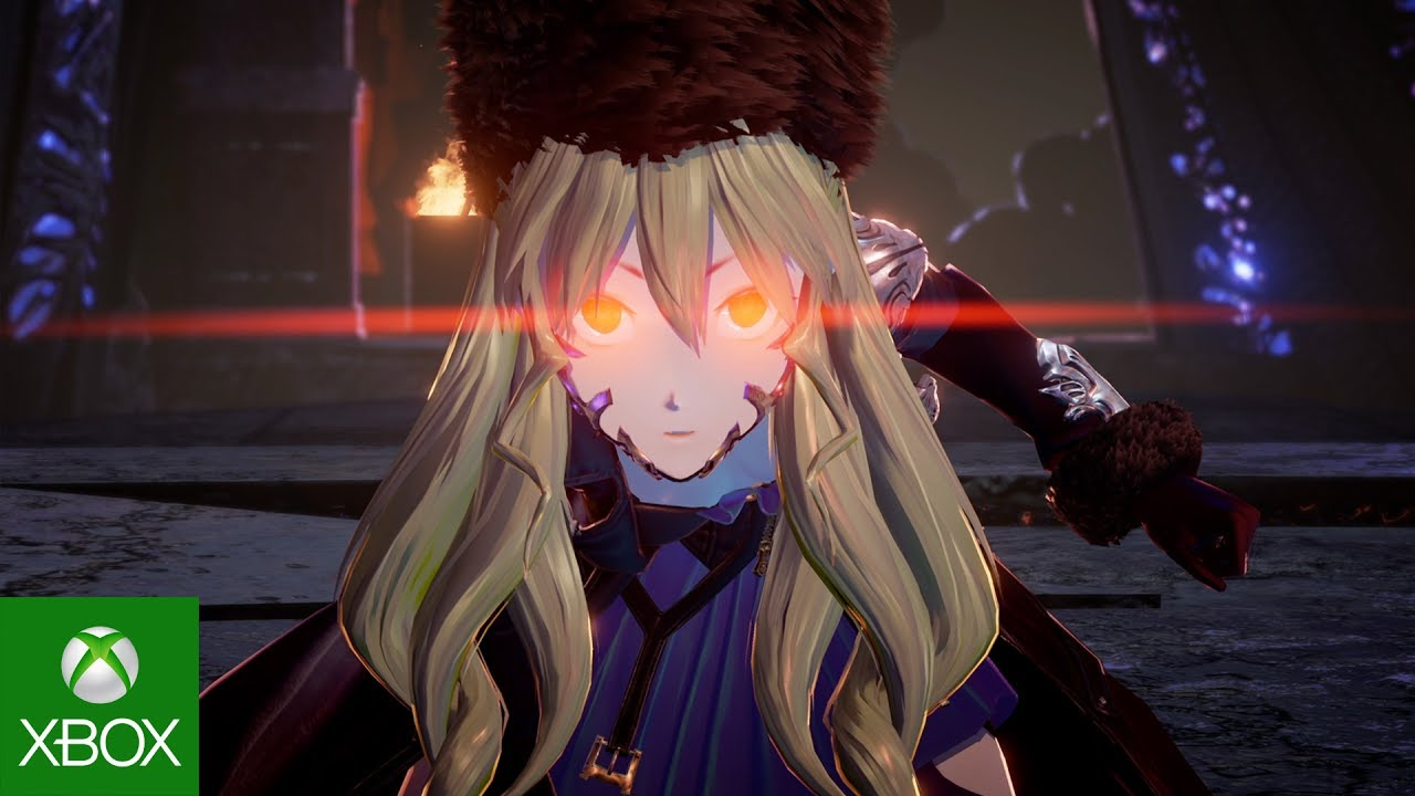 Tráiler de CODE VEIN is coming