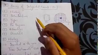 Integrated Circuits (IC).....