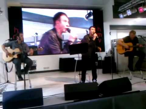 Marc Almond - Cabaret Clown - Live (6/6/2010 HMV Oxford Circus, London)