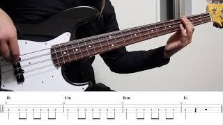 タブ譜ありシグナル/WANIMAベース弾いてみた!