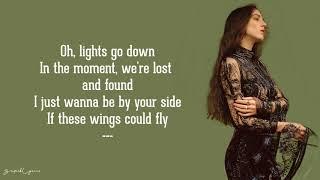 "Video thumbnail of ""Birdy - Wings (Lyrics)"""