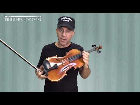 Fiddlerman Concert Violin Review 2017