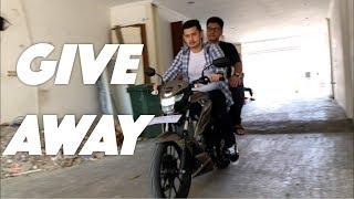 GIVEAWAY MOTOR SUZUKI BANDIT!
