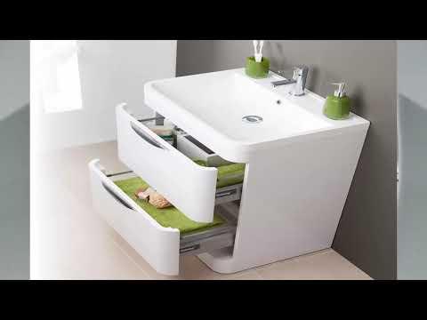 Badezimmerboden Schrank Ideen | Haus Ideen