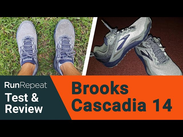 Brooks Cascadia 14 test & review - A cushioned trail running shoe