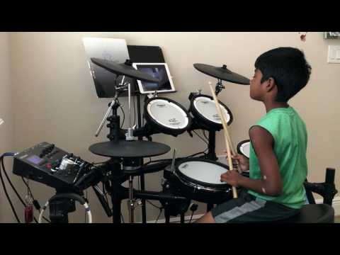 Download 10,000 Reasons (Drum Cover) - Sherwin HD Mp4 3GP Video and MP3