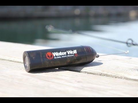 TACKLE CLIP 14 - Waterwolf Unterwasserkamera