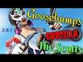 The BEST Fortnite MONTAGE🔥 (GOOSEBUMPS, GODZILLA, THE SCOTTS)