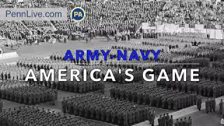 The Army Navy game through the years