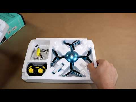 with this Drone you can WRITE in the Air 😎 - Mirbest X09 Smart Drone