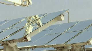 UAE channels oil money into alternative energy