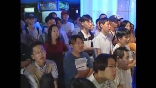 임요환 Vs 김신덕 2001 코카콜라배 스타리그 16강전 (황제의 위기) [720P HD 고화질]