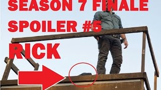 The Walking Dead Season 7 - Episode 16 - RICK - SPOILER PART 5