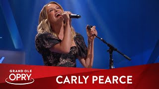 """Carly Pearce - """"I Hope You're Happy Now"""" 