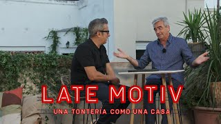 "Carles Francino a Buenafuente: ""Veig el país 'encabronat', han posat alguna cosa a l'aigua"""