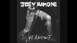Joey Ramone - I couldn't sleep