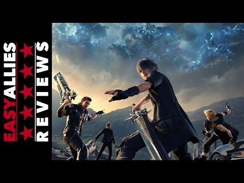 Final Fantasy XV - Easy Allies Review - YouTube video thumbnail