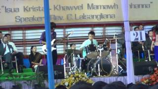 DrLUKE - Ka Vui Lo'ng E. Live @ KTP General Conference, Thenzawl 2012