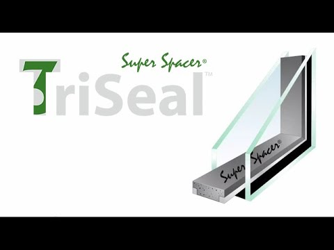 Super Spacer® TriSeal™ from Quanex Building Products