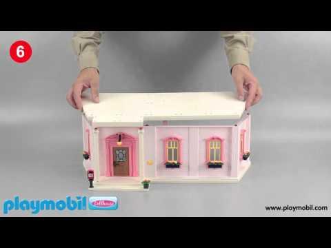 Playmobil Dollhouse Slaapkamer : De playmobil fans inrichten